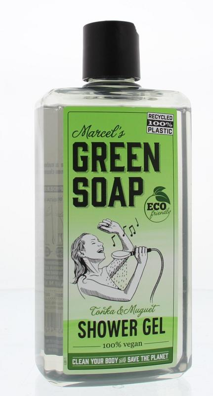Marcel's Gr Soap Shower Gel Tonka & Muguet